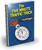 Thumbnail How to get traffic to your website in 5 minutes